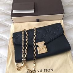 Louis Vuitton Monogram Empreinte Saint Germain Louis Vuitton Monogram Empreinte…