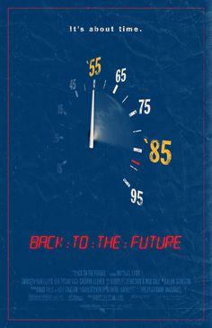 Zurück zu der Zukunft 11 x 17Filmplakat von adamrabalais auf Etsy