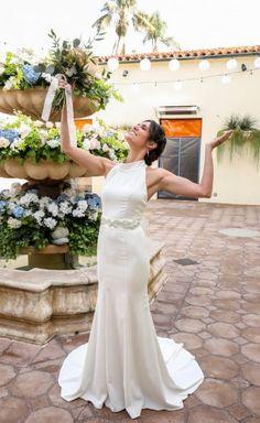 Find Stylish Dresses For Any Occasion Chiffon Wedding Gowns, Tea Length Wedding Dress, Wedding Dresses Plus Size, Wedding Dress Styles, Ncis Los Angeles, Kensi Blye, Eric Christian Olsen, Daniela Ruah, Camouflage Wedding