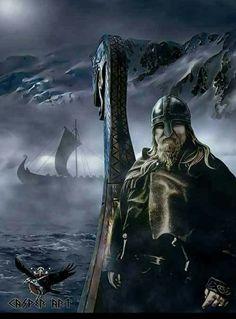 Vikings at sea!