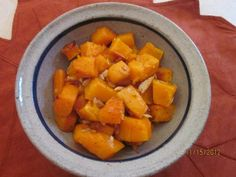 Roasted Garlic and Butternut Squash #Candida-free recipe!