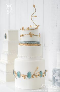 ❁❚❘❙ 	 Scandinavian Jewel Cake