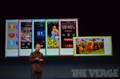 I want these for the girls X-mas presents.  Live from Apple's iPhone 5 event! - The Verge