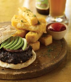 This Black Bean Chipotle Burger recipe is perfect for your Memorial Day barbecue