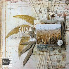 XOXO I grow by Riikka Kovasin for Scrap FX
