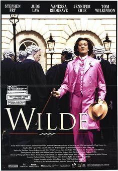 Wilde (1997) Review Natasha Lyonne, Steve Carell, Jon Stewart, Dorian Gray Book, Gemma Jones, Lgbt, Tom Wilkinson, Jennifer Ehle, Vanessa Redgrave