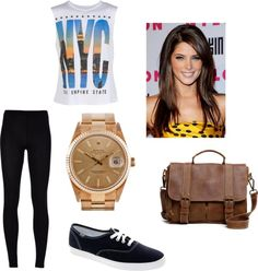 """""""NYC"""" by gabizimbres on Polyvore"""