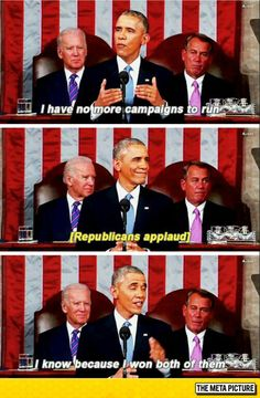Presidential Burn