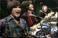 The Band on SNL 1976