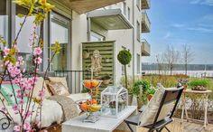 Um apartamento disfarçado de casa ~ Decoração e Ideias | casa e jardim