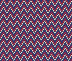ekko_chevron fabric by holli_zollinger on Spoonflower - custom fabric Chevron Fabric, Pattern Images, Surface Design, Slipcovers, Custom Fabric, Spoonflower, Red And Blue, Craft Projects, Quilts