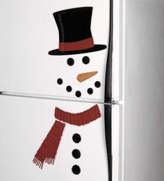 Midwest-CBK Snowman Refrigerator Magnet Set of 12 pieces by Seasons of Cannon Falls, http://www.amazon.com/dp/B00310SI14/ref=cm_sw_r_pi_dp_bA5.pb1HP75D4/192-2552490-4083041.Gonna get this.