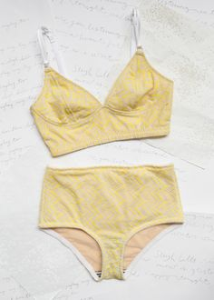 What I Made: Another Watson Bra! - Madalynne - The Cool Patternmaking and Sewing Blog