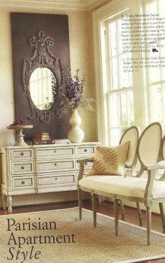 wisteria black mirror - Love the space