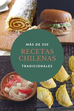 Chilean Recipes, Chilean Food, Slow Cooker Recipes, Cooking Recipes, Slow Cooking, Salty Foods, Yummy Food, Tasty, English Food