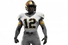 Nike Unveils Custom Pro Combat Uniforms for the 114th Army-Navy Game  #goArmy! #beatNavy!