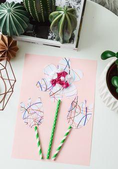 Basteln mit Kleinkindern: Einfache Bastelideen für Frühling, Ostern & Muttertag | Großes JOLLY Gewinnspiel für euch!