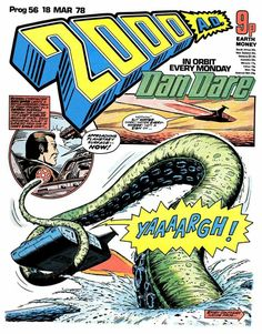 Judge Dread, Dave Gibbons, 2000ad, Star Art, Fantasy Books, Comic Covers, Homework, Science Fiction, 1980s