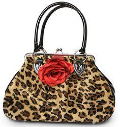 Lucky Me Kiss Locks Black and Leopard - Now available through www.twincitiesrodandcustom.com !