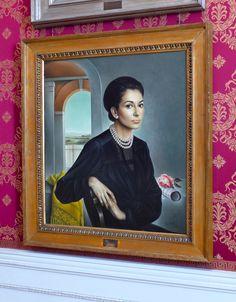 Maria Callas | La Scala Museum | Milan Maria Callas, Theatres, Milan, Mona Lisa, Museum, Artwork, Painting, Work Of Art, Auguste Rodin Artwork