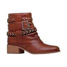 2702576cae7 Shoes   calçados Bota Bota feminnina lara carmim tan marrom - Carmim Store.  Morabezza Mulher