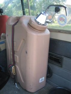 Water Can Spigot Solution | Page 2 | IH8MUD Forum great idea!