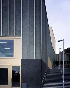 Caruso St John - Nottingham Contemporary - TÉCHNE