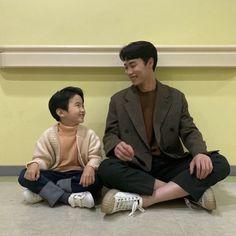 They're so cute right? Korean Male Actors, Asian Babies, Kdrama Actors, Hanbin, Ji Chang Wook, Korean Artist, Real Friends, Drama Movies, Boyfriend Material