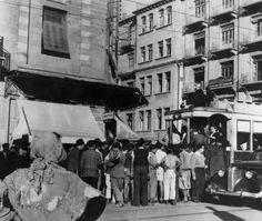 Beirut Tram [1930s]    #Beirut #Lebanon