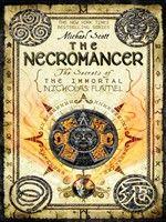 The Necromancer by Michael Scott Immortal Nicolas Flamel series book 4 Nicolas Flamel, Michael Scott, Necromancer Book, Saga, New Books, Good Books, Tarot, Immortelle, The Warlocks