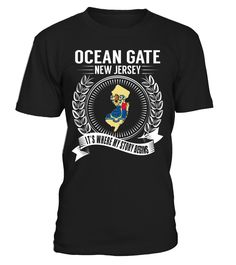 Ocean Gate, New Jersey - It's Where My Story Begins #OceanGate