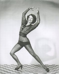 Eleanor Powell, single greatest dancer of all time.