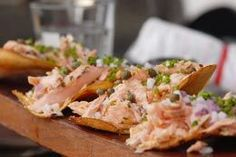 Scott Serpas Smoked Salmon Chips