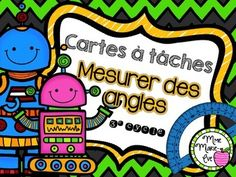 Browse over 10 educational resources created by Mme Marie Eve in the official Teachers Pay Teachers store. Homeschool Math, Birthday Board, Task Cards, Teaching Math, Angles, Kids Learning, Projects To Try, Classroom, Education