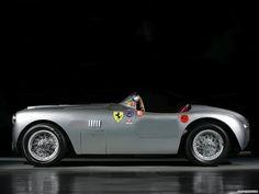 1951 Ferrari 212 Spyder exportación Lema