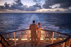 Sailing into the sunset - Kern Photo