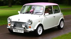 Minnie Mouse, Minnie Driver… the famous British car's name is close enough for us. - Mini