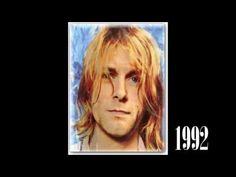 Kurt Cobain 1967-1994 [Morphing]