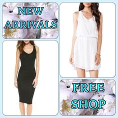 Shop New Arrivals from Michael Stars, Splendid, and James Perse at Free Shop in Stone Harbor and Cape May, Nj!!
