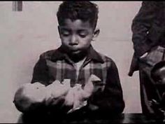 Day #12 of Black History Month for Kids 2014 brings you a disturbing update of the Black Doll/White Doll experiment used in the landmark school segregation case Brown v. Board of Education.  Many young children of all shades still think that White is better than Brown, which just means that we still have a lot more work to do.