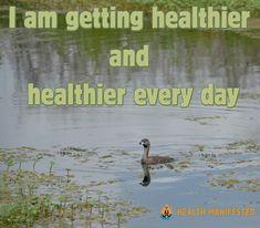 I am getting healthier and healthier every day - Health Manifested  #healthmanifested #healthier #healthiereverday  #healthyhappylife #wellnessjourney #nourishyourself #fitforme #justbreathe #lookwithin #inspirationdaily  #Mindset #Success #Inspire #ThinkBig #Believe #Motivate #instamotivation #life #LOA #lawofattraction #power #motivation #inspiration #quotes #dreams #morningmotivation #hope #havemotivation #onlymotivation #IAm #raiseyourvibrations #mindbodyspirit #mindbodysoul