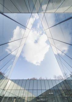 DH Triangle School Namyangju Corée du Sud 2015 NAMELESS Architecture