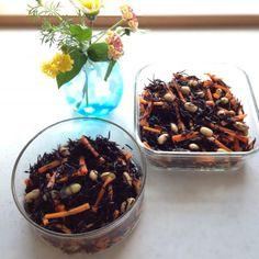 味付けはポン酢でさっぱりと塩分控えめ꒰。•ॢ◡-ॢ。꒱ - 13件のもぐもぐ - ひじきのサラダ by akiko2014