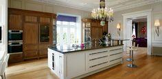 The Milan Kitchen by Mark Wilkinson Furniture