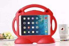 ISAKO® IPad Mini1 /Mini 2 Kids Cute 3D Thomas Series Safety EVA Case [Light Weight] [Shock Proof] [Anti-scratch][Super Protection] Kids Convertible Freestanding Handle Tablet Case Cover for Kids Funny for Ipad Mini1/Mini2 (Red) ISAKO http://www.amazon.com/dp/B00VFV05TO/ref=cm_sw_r_pi_dp_mevBvb1X5J52E
