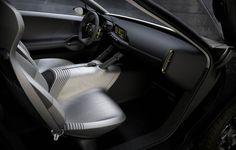 Kia Niro Concept Interior
