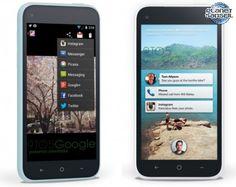 Le nouveau smartphone HTC First débarque chez Orange.