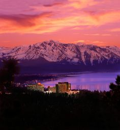 Lake Tahoe Casinos | Harrah's Harvey's Casino HOtels, South LAke Tahoe, NV.jpg | Vance Fox ...