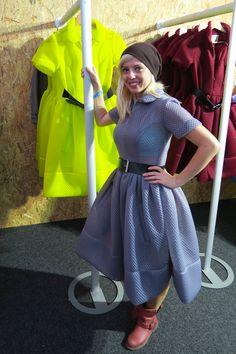 #freecircle #monikadrapalova #fashion #dress #designblok2015 #prague