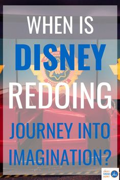 """For years now, one of the biggest questions EPCOT fans have been wondering is: """"What is going to happen to Journey Into Imagination with Figment? Will it ever get a refurbishment?"""" Read here to learn all the details for Ziggy Knows Disney. #disney #disneyworld #journeyride #Epcot #disneyrenovations Disney World Secrets, Disney World Rides, Disney World Tips And Tricks, Walt Disney World, Best Disney Park, Disney Disney, Disney World Vacation Planning, Disney Vacations, Disney Website"""